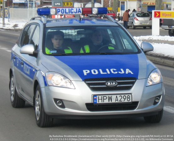 Policja Żywiec: W terenie zabudowanym pędził ponad 140 km/h