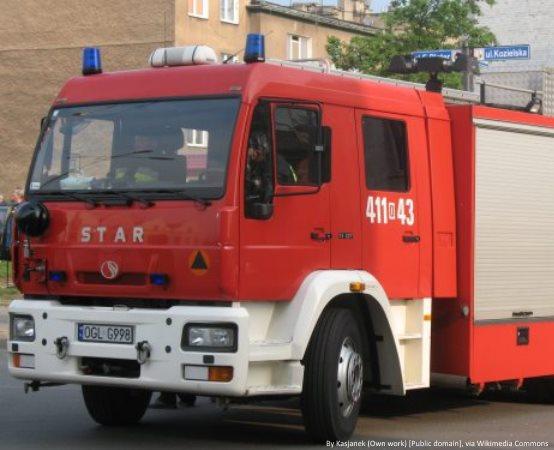 KPPSP Żywiec: Firefighters Plus