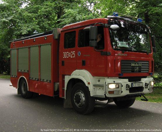 KPPSP Żywiec: Turniej Wiedzy Pożarniczej odw…